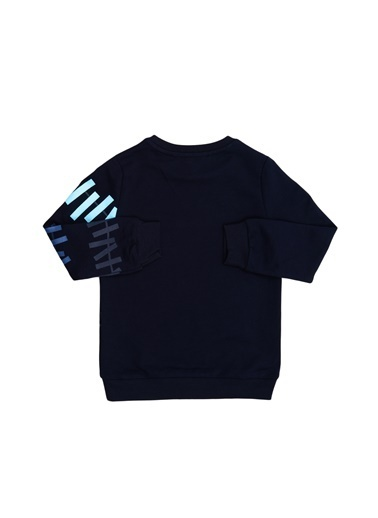 Funky Rocks Sweatshirt Lacivert